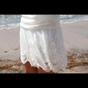 Zara trafaluc collection skirt size medium